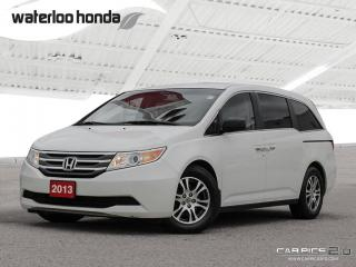 Used 2013 Honda Odyssey EX Bluetooth, Back Up Camera, 8 Passenger and more! for sale in Waterloo, ON