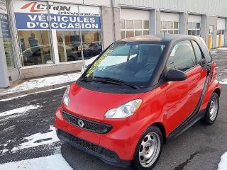 Used 2013 Smart fortwo Pure A/c Etc for sale in St-Hubert, QC