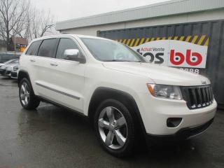 Used 2011 Jeep Grand Cherokee 4 RM, 4 portes, Limited for sale in Laval, QC