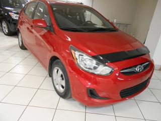Used 2013 Hyundai Accent GL ** SEIGE CHAUFFANTS, BLUETOOTH, CRUIS for sale in Montréal, QC