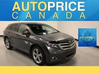 Used 2015 Toyota Venza V6 NAVIGATION|PANOROOF|LEATHER for sale in Mississauga, ON
