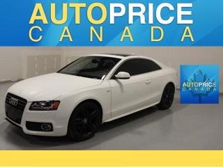 Used 2010 Audi A5 2.0T Premium NAVIGATION|PANOROOF|LEATHER for sale in Mississauga, ON