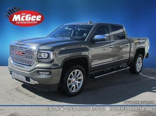 New 2018 GMC Sierra 1500 Denali for sale in Peterborough, ON