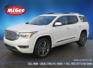 New 2019 GMC Acadia Denali for sale in Peterborough, ON