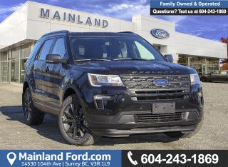 New 2019 Ford Explorer XLT for sale in Surrey, BC