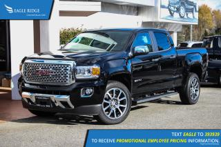 New 2019 GMC Canyon Denali Navigation, Leather, Backup Camera for sale in Coquitlam, BC