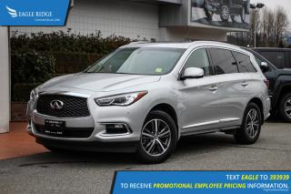 Used 2017 Infiniti QX60 Navigation, Leather, Backup Camera for sale in Coquitlam, BC