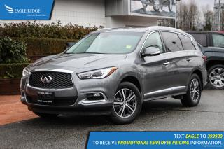 Used 2018 Infiniti QX60 Navigation, Leather, Backup Camera for sale in Coquitlam, BC