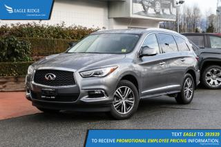 Used 2018 Infiniti QX60 Leather, Backup Camera for sale in Coquitlam, BC