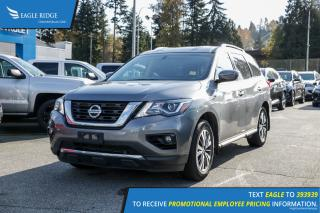 Used 2018 Nissan Pathfinder SV Tech Navigation, Heated Seats, Backup Camera for sale in Coquitlam, BC