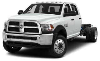 New 2018 RAM 5500 Chassis ST/SLT/Laramie - Max Tow Package for sale in Surrey, BC