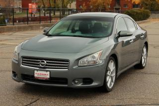 Used 2009 Nissan Maxima SV NAVI | Leather | Sunroof | CERTIFIED for sale in Waterloo, ON