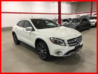 Used 2018 Mercedes-Benz GLA GLA250 4MATIC PREMIUM PLUS NAVIGATION PANORAMIC ROOF for sale in Vaughan, ON