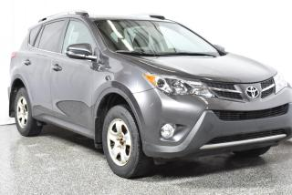 Used 2015 Toyota RAV4 XLE for sale in Drummondville, QC