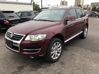 Used 2008 Volkswagen Touareg Comfortline/Leather/Sunroof for sale in North York, ON