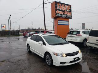 Used 2010 Honda Civic SI**ONLY 174KMS**ONE OWNER**NO ACCIDENTS**CERT for sale in London, ON