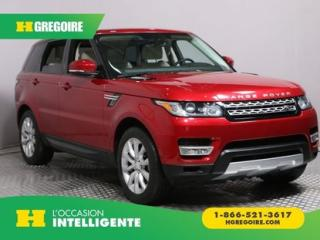 Used 2014 Land Rover Range Rover HSE SPORT, CUIR for sale in St-Léonard, QC