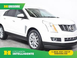 Used 2014 Cadillac SRX Premium for sale in St-Léonard, QC