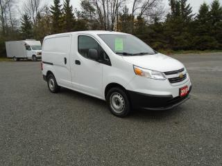 Used 2015 Chevrolet City Express LT for sale in Beaverton, ON