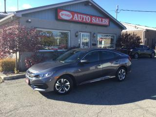Used 2017 Honda Civic LX for sale in London, ON