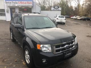 Used 2011 Ford Escape XLT for sale in Beeton, ON