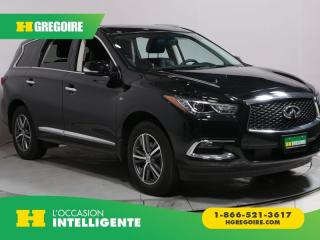 Used 2017 Infiniti QX60 AWD CUIR TOIT MAGS for sale in St-Léonard, QC