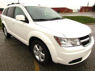 Used 2010 Dodge Journey SXT - 3.5L - 5 PASSENGER for sale in Woodbridge, ON