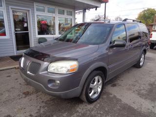 Used 2007 Pontiac Montana w/1SC for sale in Oshawa, ON