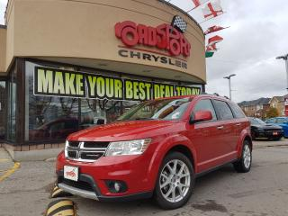 Used 2018 Dodge Journey GT for sale in Toronto, ON