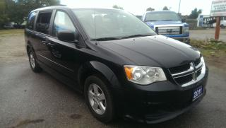 Used 2011 Dodge Grand Caravan SE/STOW&GO/BLUETOOTH/BACK UP CAMERA for sale in Cambridge, ON