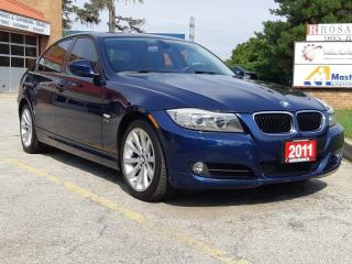 Used 2011 BMW 3 Series 328i xDrive Executive Edition for sale in Burlington, ON