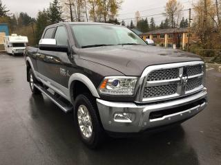 Used 2017 RAM 3500 Laramie for sale in Campbell River, BC