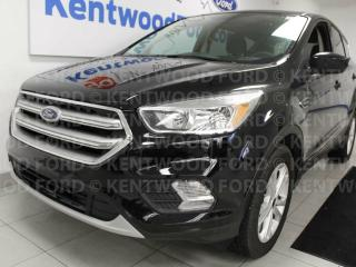 Used 2017 Ford Escape SE 4WD ecoboost, heated seats, keyless entry and back up cam for sale in Edmonton, AB