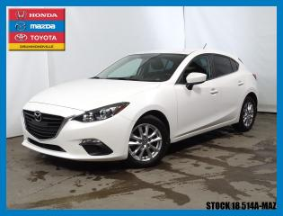 Used 2015 Mazda MAZDA3 Sport Gs|bluetooth|siègch for sale in Drummondville, QC