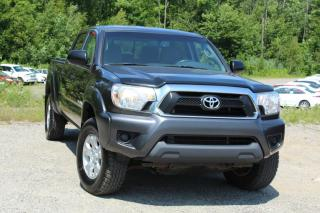 Used 2014 Toyota Tacoma 4 RM, cabine double, V6, boîte automatiq for sale in Shawinigan, QC