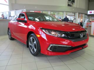 New 2019 Honda Civic Sedan LX Back Up Camera Heated Seats for sale in Red Deer, AB