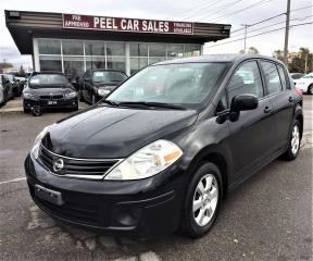 Used 2011 Nissan Versa 1.8 SL | CARFAX CLEAN for sale in Mississauga, ON