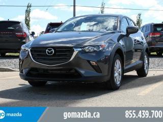 New 2019 Mazda CX-3 GS W/ i-ACTIV SENSE PKG for sale in Edmonton, AB