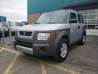 Used 2003 Honda Element for sale in St-Eustache, QC