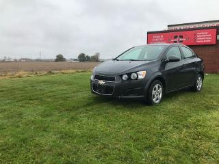 Used 2014 Chevrolet Sonic LS for sale in London, ON