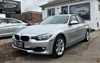 Used 2012 BMW 320i 320i SUNROOF LEATHER for sale in Mississauga, ON