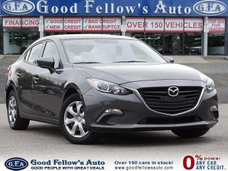 Used 2015 Mazda MAZDA3 GX MODEL, SKYACTIV for sale in Toronto, ON