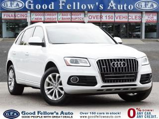 Used 2015 Audi Q5 PROGRESSIVE, 2.0 LITER TURBO QUATRO, LEATHER SEATS for sale in Toronto, ON