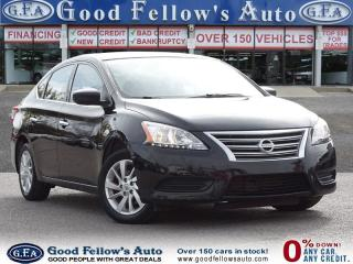Used 2015 Nissan Sentra SV MODEL, SUNROOF, REARVIEW CAMERA, NAVIGATION for sale in Toronto, ON