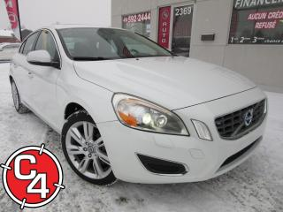 Used 2012 Volvo S60 T6 Awd Toit Cuir for sale in St-Jérôme, QC