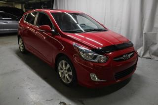 Used 2013 Hyundai Accent Gls Toit, Mag, Fog for sale in St-Constant, QC