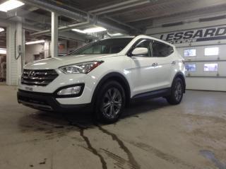 Used 2013 Hyundai Santa Fe Sport Premium AWD   2.4litres for sale in Québec, QC