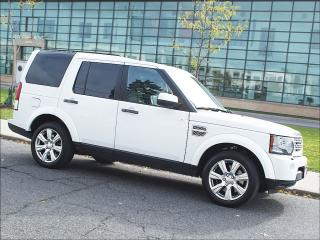 Used 2013 Land Rover LR4 HSE|LUX|NAVI|360 CAM|DUAL DVD|PANOROOF for sale in Toronto, ON