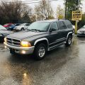 Photo of Gray 2003 Dodge Durango