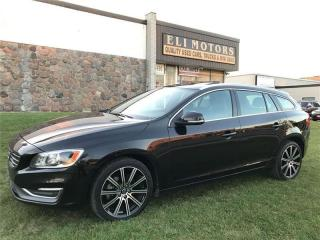 Used 2015 Volvo V60 T6 Premier Plus | One Owner | No Accidents | for sale in North York, ON